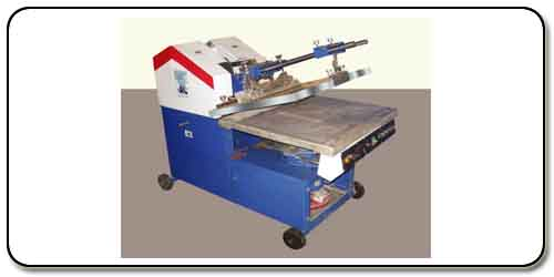 	SEMI-AUTOMATIC SCREEN PRINTING MACHINE